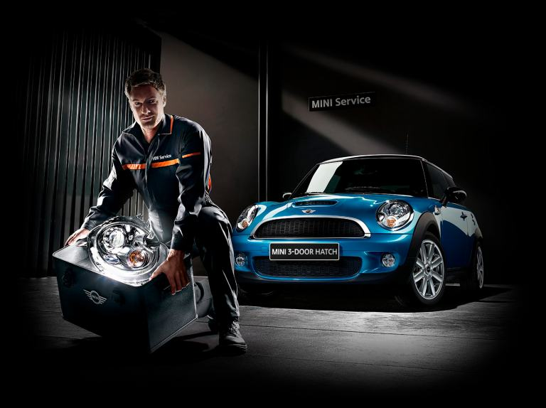 MINI Follow-on Warranty. MINI 3-Door Hatch.