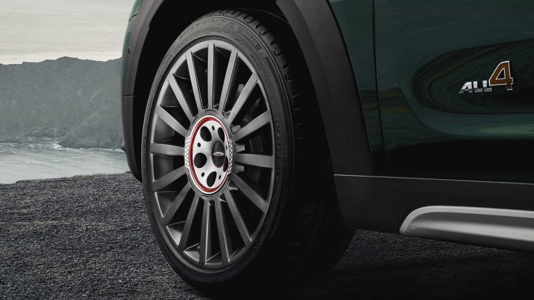 "Колесо 19"" JCW – Rallye Spoke 536 – Orbit Grey Matt"