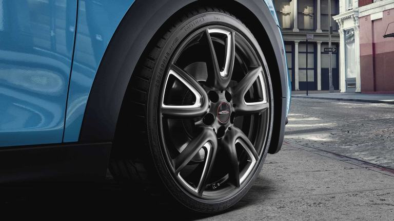 "Колесо 18"" JCW – double spoke 534 – Black"