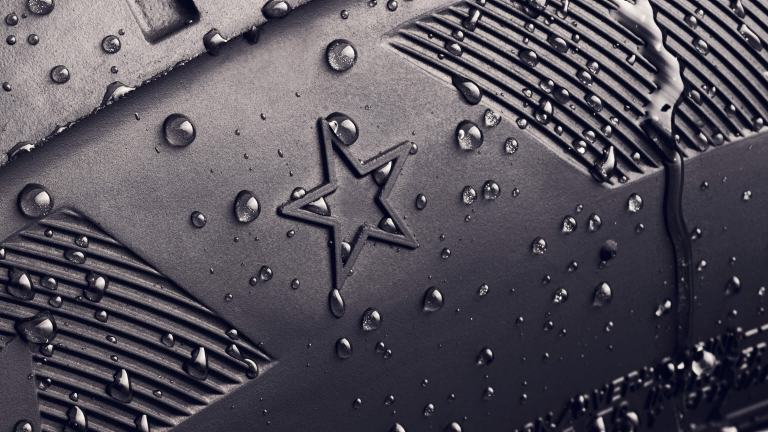 MINI tyre star marking